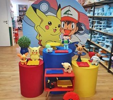 Kit Pokémon- Mini Table