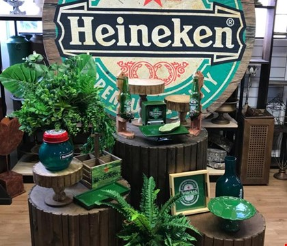 Kit Adulto Luxo - Heineken