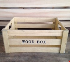 Caixote Wood Box mdf G